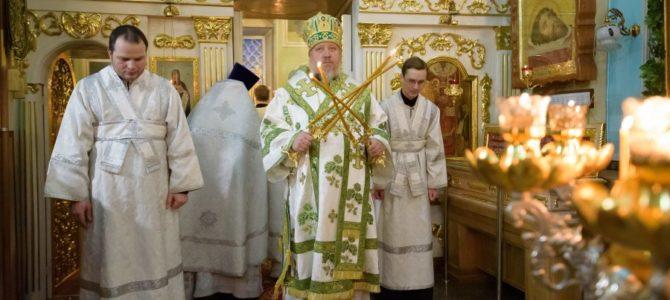 Божественная литургия в четверг 35-й седмицы по Пятидесятнице