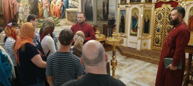 Экскурсия по Петро-Павловскому кафедральному собору г.Гомеля