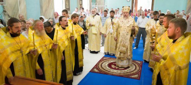 Всенощное бдение в канун Недели 1-й по Пятидесятнице, Всех святых