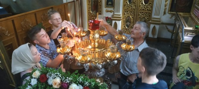 Экскурсия в Петро-Павловский кафедральный собор