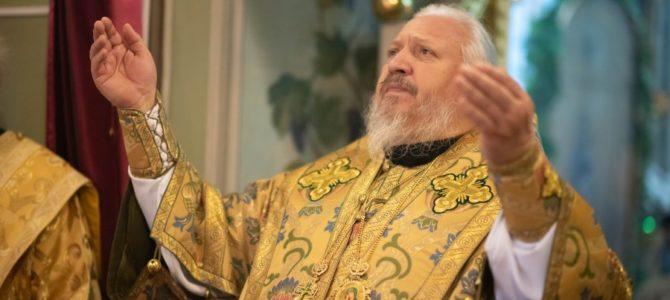 Божественная литургия в четверг 19-й седмицы по Пятидесятнице