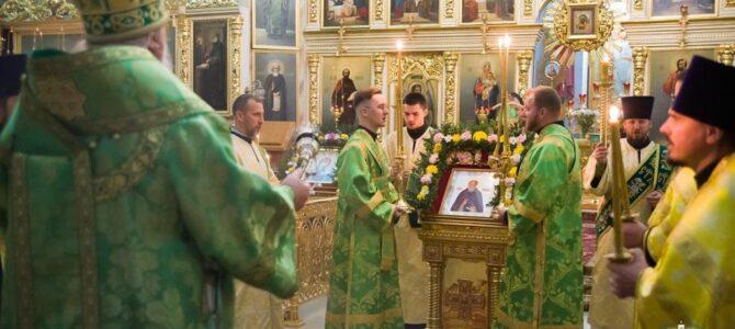 Память преподобного Сергия, игумена Радонежского